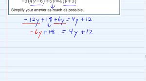 aleks solving a linear equation with several occurrences variable both sides and two distributions