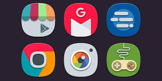 best new android new icon packs for android march 2016