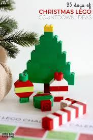 Christmas Lego Christmas Tree Farm Star Patternlego Starlego Set