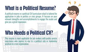 Resume Experts Political Resume Writing Techniques To Advance Your Candidacy