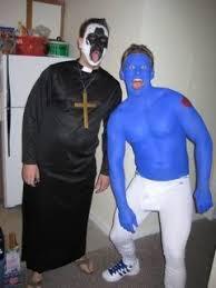Blue Man Group Halloween Costume Halloween Costumes Combined Thread 13