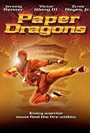 paper dragons paper dragons 1996 imdb