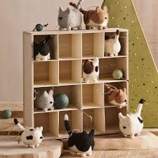 cat tree ornament set 10 nova68