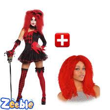 Halloween Jester Costume Ladies Jester Harlequin Halloween Costumes Womens Fancy Dress Ebay