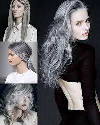 Hochsteckfrisurenen Clip Extensions by Lange Silberne Graue Frisuren Haar Extensions Hair