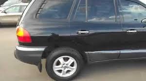 2002 hyundai santa fe v6 sold 2002 hyundai santa fe gls v6 4x4