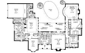 house plans with pool pool potential 11026g architectural designs house plans