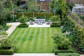 small front garden border re design modern low maintenance with