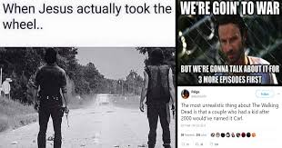 The Walking Meme - 35 walking dead memes and things to get you ready for the midseason
