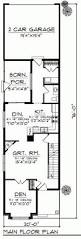 10 2 story house plans small lot home design and style narrow for