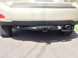 lexus rx400h roof box rx 400h trailer wiring page 2 clublexus lexus forum discussion