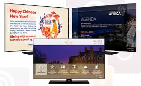 television cuisine acentic introduce 4 ways to monetise hotel smart tv screens at