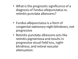 Is Night Blindness Hereditary Hereditary Fundus Dystrophy Ppt Video Online Download