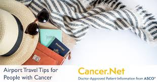 Travel Tips images Airport travel tips for people with cancer jpg