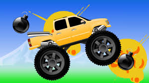 monster truck videos kids monster truck kids videos kids trucks youtube