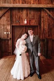 Barns At Wolf Trap Wedding Laid Back Rustic Barn Wedding Reception In Virginia Hannah Abe