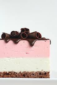 neapolitan mousse cake decadent creamy indulgence recipe is
