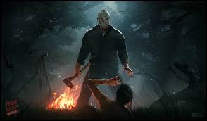 halloween background friday the 13 friday the 13th the game promo art by wojtekfus on deviantart