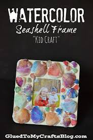 seashell crafts for preschool homeschool giveaways