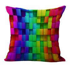 Bright Color Home Decor by Popular Bright Decorative Pillows Buy Cheap Bright Decorative