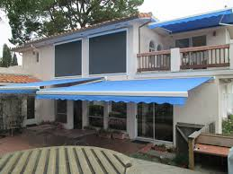 Pergola Retractable Canopy by Motorized Retractable Awnings Ers Shading San Jose