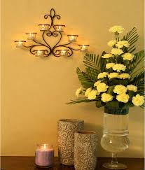 Snapdeal Home Decor 4 Off On Hosley Set Of 2 Antique Bronze Decorative Wall Sconce