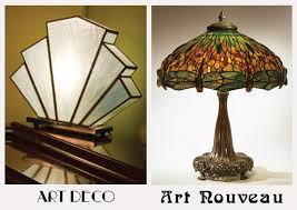 Designs For Decorating Files Art Deco Or Art Nouveau How To Tell Which Is Which