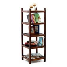 Design Your Own Bookcase Online Five Brothers Stylish Design 35x16 Inch Koroi Bookshelf Wooden