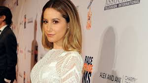 exclusive ashley tisdale laughs off braless wardrobe malfunction