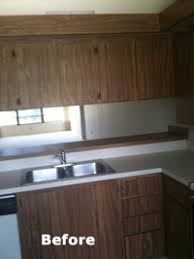 can you paint formica kitchen cabinets kitchen cabinets refinishing cabinets for 15 years in palm beach county