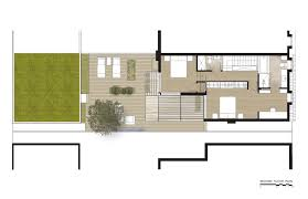 home architecture plans gallery of through house dubbeldam architecture design 14