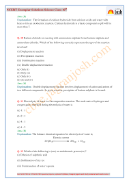 ncert exemplar problems and solutions science class 10 by jagran
