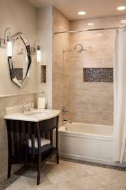 best ideas about tile tub surround pinterest like the overall scheme this bathroom light but dark same time definitely tile running ceiling swiss chocolate mosaic