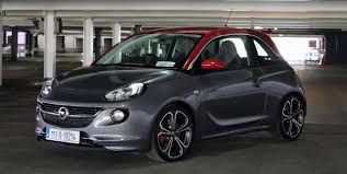 opel adam trunk opel adam s rev ie