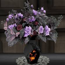 second life marketplace belina u0027s halloween gothic lavender and