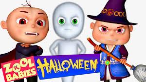halloween cartoon image zool babies halloween show zool babies series cartoon