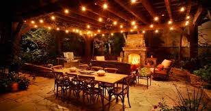 Patio Lighting Outdoor Patio Lighting Ideas Patiowow