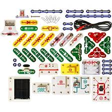 amazon com snap circuits uc 60 upgrade kit sc 100 to sc 750 toys