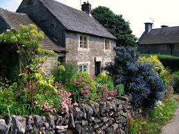 Cottage Garden Ideas Pinterest by Old English Cottage Garden Cottage Garden In Tissington