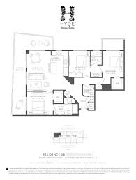 Beach House Floor Plans by Hyde Beach House Everything Miami Team