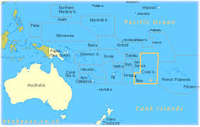 where is cook islands located on the world map cookislands your nationwide information system