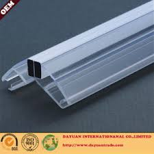 china glass shower door pvc rubber seal china shower door strip