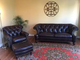 Leather Tufted Sectional Sofa Sofas Magnificent Loveseat Sofa Bed Leather Chesterfield Suites
