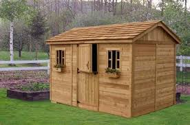 Backyard Shed Kits by Affordable Garden Shed Kits Ready To Assemble