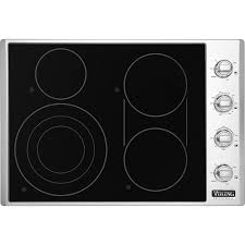30 Electric Cooktops Viking Professional 5 Series 30