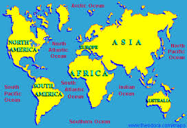 map with oceans image result for http theodora com maps new8 oceans