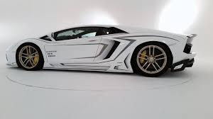 Lamborghini Gallardo Body Kit - lamborghini aventador gets carbon body kit from rowen video