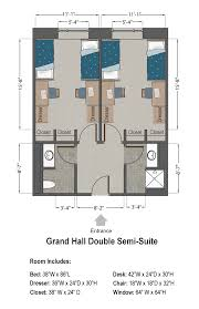 grand floor plans grand hall slu