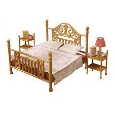 Brass Bedroom Furniture by Sylvanian Families Luxury Brass Bed Set Brass Beds Pinterest