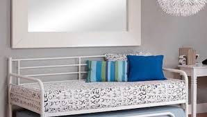 Daybed With Mattress Included Smallbedroom Twin Day Bed With Trundle Pull Out No Mattresses